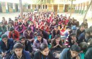 राजकीय उच्च माध्यमिक विद्यालय गुढ़ा बैरसल में कैरियर डे का आयोजन