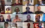 """THE KEY TO ACHIEVING HEALTH-WORK-LIFE BALANCE IS THROUGH DETERMINING PRIORITIES""  - Shiv Khera Motivational Speaker"